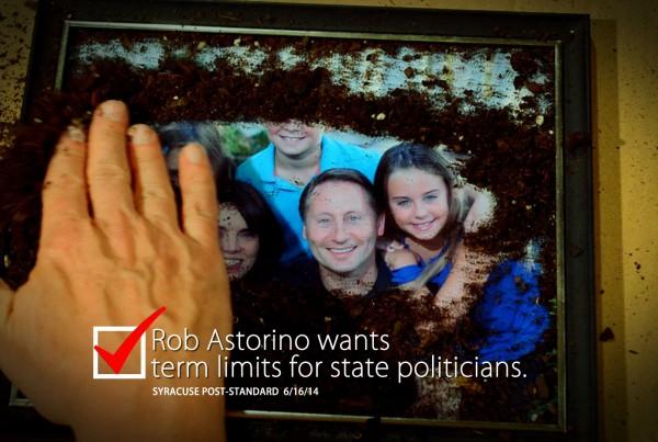 """Astorino for Governor - """"Dirt"""""""