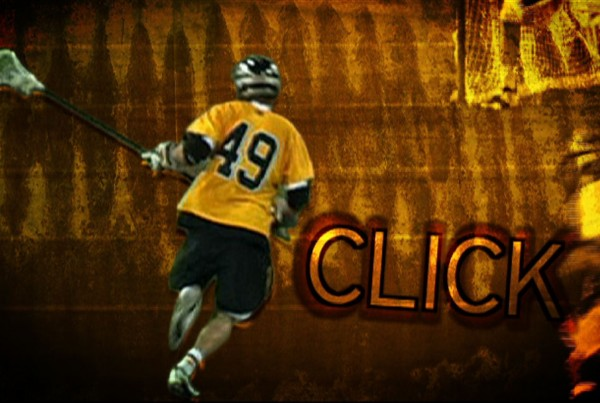 "Towson University Lacrosse - ""Click, Click Boom"""